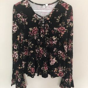 Tops - Long sleeved top